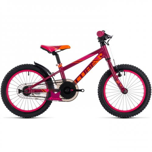 Bicicleta copii Kid 160 Girl Berry Pink 2018  121110