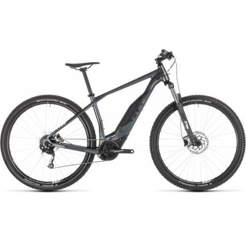 Bicicleta ACID HYBRID ONE 400 29 Grey White 2019 19 23310019