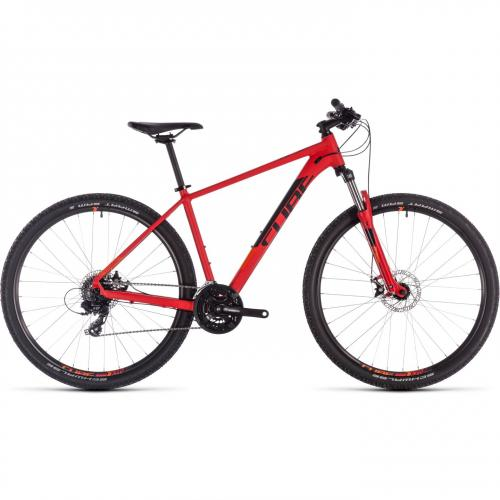 Bicicleta AIM Red Orange 2019 29 17 20111017