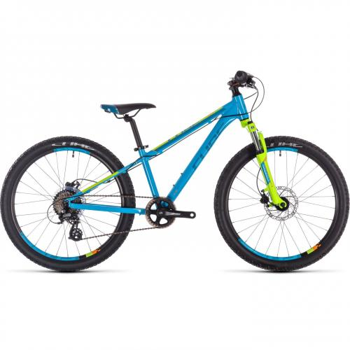 Bicicleta Acid 240 Disc Reefblue Kiwi Red 2019 223200