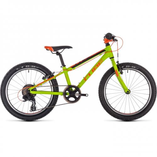 Bicicleta Acid 200 Kiwi Black Orange 2019 222120