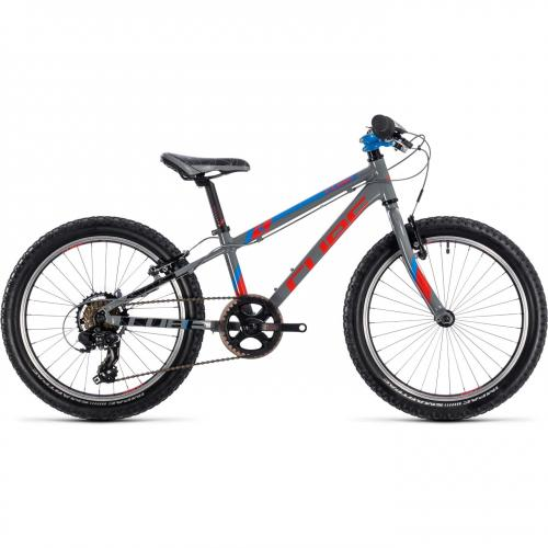 Bicicleta KID 200 Actionteam Grey 2019 222140