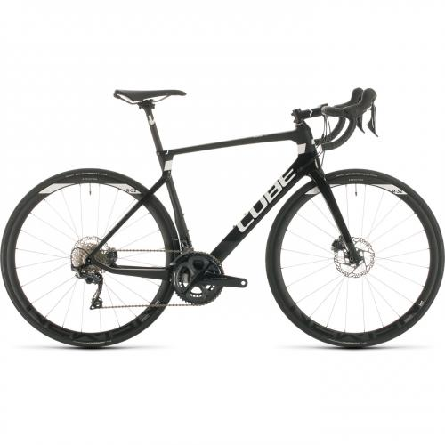 BICICLETA CUBE AGREE C:62 RACE Carbon White 2020 58cm