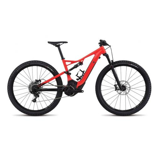 Turbo Levo FSR Short Travel CE 6 Fattie Test Bike
